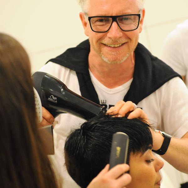 Brcelona-Christian Riner Intercoiffure